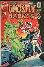 Buy Ghostly Haunts #24 STEVE DITKO art/story CHARLTON COMICS 1972