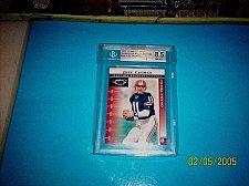 Buy 2000 jeff george #54 Donruss Preferred Football Card illini RC Beckett 8.5