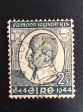 Buy Ireland Used Hinged 1v stamp 1944 Edmund Rice 2½d stamp SG135
