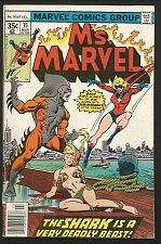 Buy Ms. Marvel #15 Marvel Comics VG+ Claremont 1st series SHARK DeZuniga Mooney