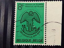 Buy Belgium used 1v stamp 1979 The 1000th Anniversary of Brussel