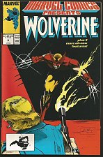 Buy LOGAN, Wolverine Marvel Comics Presents #9 Marvel Comics High Grade VF/+