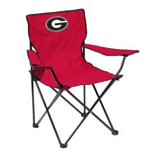 Buy NCAA Georgia Bulldogs Quad Chair by Logo