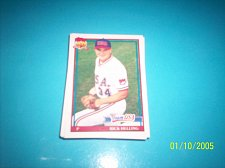 Buy 1991 Topps Traded team usa rookie rick helling #54T mint free ship
