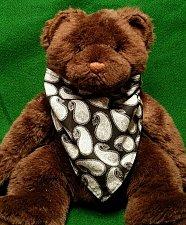 Buy Baby Bandana Dribble Drool Bib Handmade 100% Cotton and Flannel metal snaps