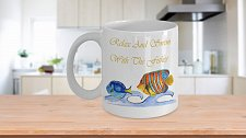 Buy Relax And Swim With The Fishes Mug
