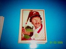 Buy MIKE SCHMIDT #19 1985 Topps Circle K All Time Home Run Kings Baseball Card