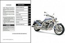 Buy Hyosung GV650 Aquila 650 Service Manual on a CD