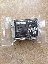Buy Epson 126 T1261 black ink = printer WorkForce 545 630 633 635 645 840 845 WF