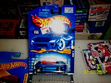 Buy 2000 Hot Wheels Collector No #243 Deora II Blue Orange Boards w/Pr5 sp