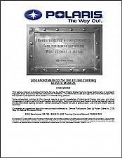 Buy 2008 Polaris SPORTSMAN X2 700 /800 EFI /800 TOURING Service Manual on a CD