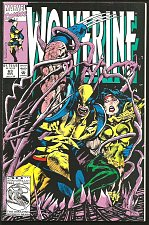 Buy WOLVERINE #63 Marvel Comics 1992 DIRECT Edition 1st Long Series VF+/NM- TEX