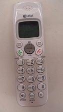 Buy AT&T EL51359 REMOTE HANDSET cordless tele phone ATT cradle stand charging ac