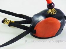 Buy Falconry Mini Hood (half size) with leather loop (ideal for rear view mirror)