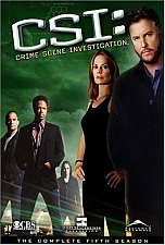 Buy CSI Crime Scene Investigation fifth Season five 5th DVD Marg HELGENBERGER