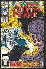 Buy MOONKNIGHT #35 Marc Spector PUNISHER Marvel Comics 1992 Caveaugh Garney