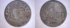 Buy 1924 Austrian 100 Kronen World Coin - Austria
