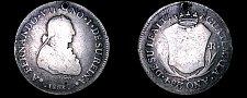 Buy 1808 Guatemalan 2 Reales World Silver Coin - Guatemala - Ferdinand VII- Holed