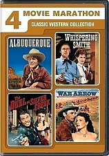Buy 4movie DVD War Arrow,Duel Silver Creek,Maureen OHARA Faith DOMERGUE Susan CABOT