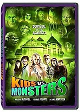 Buy Kids vs Monsters DVD Malcolm MCDOWELL Armand ASSANTE Francesca EASTWOOD