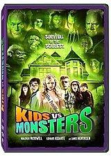 Buy Kids vs Monsters DVD Malcolm MCDOWELL Armand ASSANTE Francesca EASTWOOD