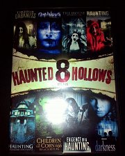 Buy 8Movie DVD OMINOUS Haunting of Fox Hollow Farm DARKNESS Winchester House