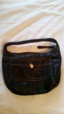 Buy Coach Ergo Style # 10740 Hobo Black Leather Shoulder Purse Handbag