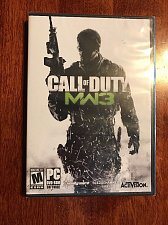 Buy new - Call of Duty MW3 Modern Warfare 3 PC Windows 7 game - MATURE SHOOTER ONLY