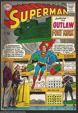 Buy SUPERMAN #179 Silver Age DC COMICS 1st print Fine or better 1965