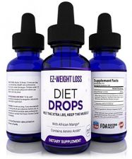 Buy Natural Weight loss DIET DROPS - Helps burn calories - Appetite Suppressant and