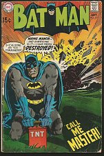 Buy BATMAN #215 DC COMICS 1969 1st print & series