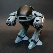 Buy Kotobukiya Robocop Trilogy One Coin Trading Figure ED-209/ED209 no box