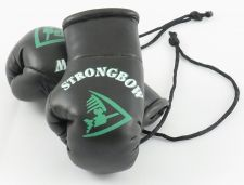 Buy Strongbow Mini Boxing Gloves (Ideal for rear view Mirror or end of the Bar)