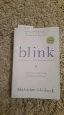 Buy Blink: The Power Of Thinking Without Thinking by Malcolm Gladwell (2007, Paperba