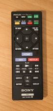Buy Sony RMT B126A remote control Blu Ray DVD BDP S3200 S5200 S6200 BX320 BX520
