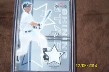 Buy 2003 Fleer Mystique New York Yankees Derek Jeter Game Worn Jersey Piece Card