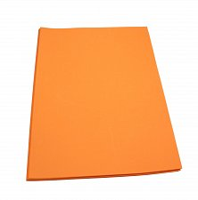 Buy Craft Foam Sheets--12 x 18 Inches -Orange- 5 Sheets-2 MM Thick
