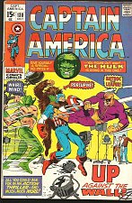 Buy Captain America #130 Marvel Comics 1970 Stan Lee Gene Colan