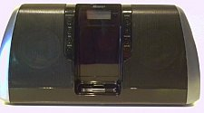 Buy Memorex Digital Audio System with iPod Dock Black MI3020