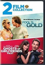 Buy 2movie DVD FOOLS GOLD,Matthew MCCONAUGHEY Kate HUDSON Jennifer GARNER Emma STONE