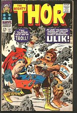Buy THOR #137 Stan Lee Jack Kirby ULIK 1967