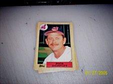 Buy 1987 Topps Traded Baseball RICK DEMPSEY ORIOLES #T28 FREE SHIPPING