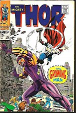Buy THOR #140 Stan Lee & Jack Kirby Marvel Comics 1967 1st Print & series