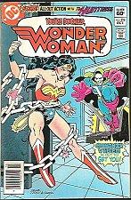 Buy WONDER WOMAN #296 Fine/VF- DC COMICS 1982 Huntress Commander Video Mishkin