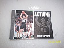 Buy 2013-14 Hoops Action Shots spurs Basketball Card #4 manu ginobili free ship