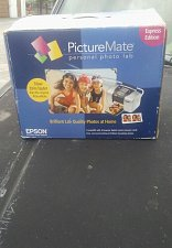 Buy Epson PictureMate Personal Photo Lab Home Picture Printer Model B271A-Brand New