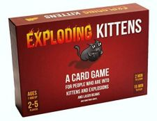 Buy Exploding Kittens: A Card Game About Kittens And Explosions And Sometimes Goats