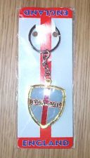 Buy England St. Georges Enamelled Keyring