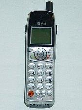Buy AT&T model E5903B handset - Cordless tele speaker phone wireless CID 5.8 GHz