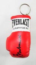 Buy Autographed Mini Boxing Glove keyring Muhammad Ali